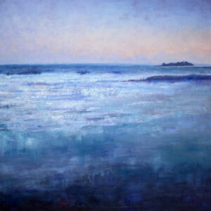 Gwithian evening tide