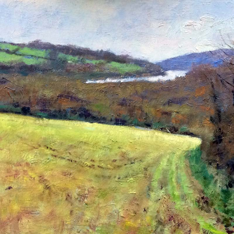 Plein air Cornwall