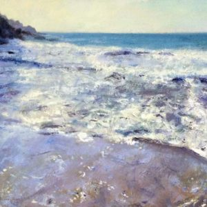 Cornwall seascape painting