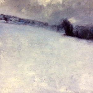 Oil painting of Winter